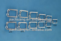 manufacturer supply High quality Steel wire buckle for PET PP