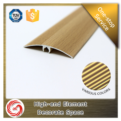 newest coming interior decoration high quality floor trim for home