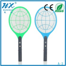 Rechargeable Electric Mosquito Insect Killer Fly Swatter round/ flat plug 400mah