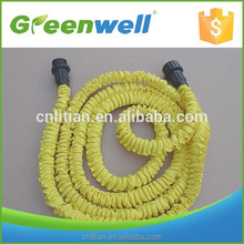 Perfect feedback from clients Professional quality pneumatic expanding magic hose/pocket hose