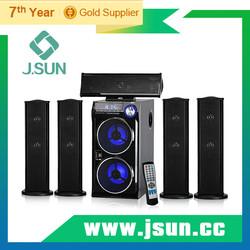 best sell in southeast asia uniqe modle 5.1 ch multimedia speaker