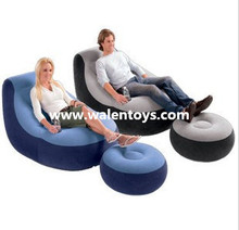 inflatable sofa chair,high seat relax and leisure
