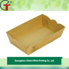 Best Manufacturers in China Food Packaging Boxes Cardboard Window