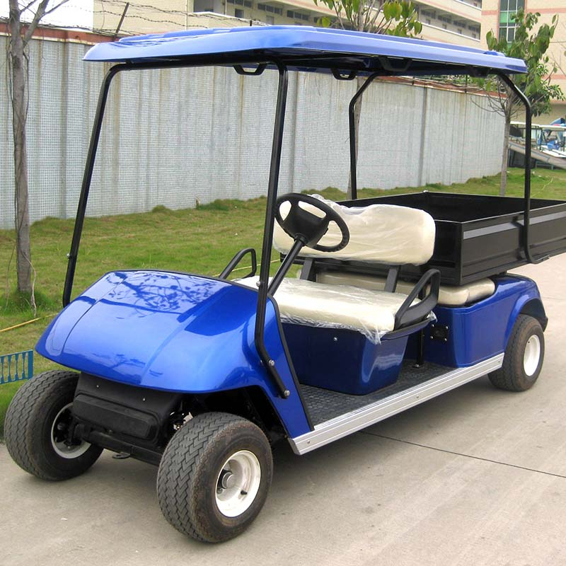 Electric Motor Kits For Golf Carts: Electric Utility Golf Carts For Sale Du-g4 With Ce (china