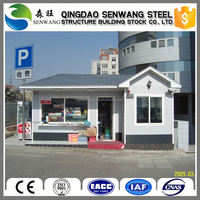 Low Cost Manufacture Steel Prefab House Living