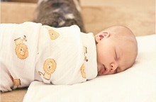 many designs you can choose ,hot sales 100% bamboo baby muslin swaddle blanket