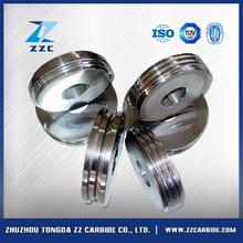 Multifunctional pr6.0 125x82x15mm tungsten carbide rolls for forming smooth steel wires with great price