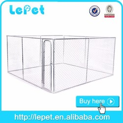 ORIENPET & OASISPET Hot dipped galvanized large dog kennels Large size pet cages Pet house