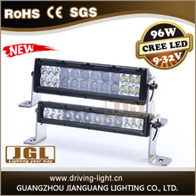 top quality 4d lens led light bars for off road use,military,agriculture,marine,mining