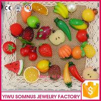 plastic grape pumpkin strawberry orange apple pineapple corn watermelon / dragon fruit shaped headbands hairpins hair accessory