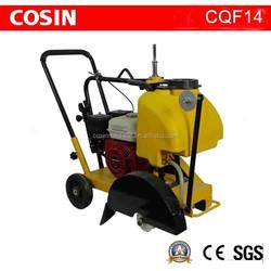 COSIN CQF14 honda gx160 concrete road cutter