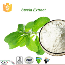 free sample for trial HACCP KOSHER FDA supplier sweetener stevia steviosides rebaudioside A 97%
