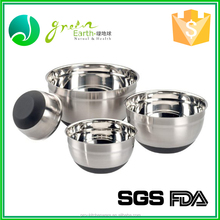 Hot sale High quality Stainless Steel mixing bowls set