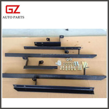 exterior accessories tuning parts auto side bar for QASHQAI