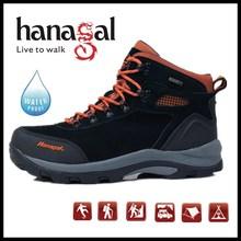 vendita calda hanagal ingrosso di alta montagna di qualità scarpe da arrampicata le migliori scarpe da trekking per gli uomini
