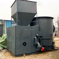 2015 hot energy saver 3,600,000 Kcal capacity automatic wood pellet burner for hot water boiler and drying equipments