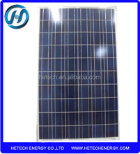 the lowest price solar panel 240w polycrystalline from china manufacturer