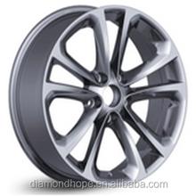 Alloy Material and Silver,white,matt black Finishing alloy wheel(ZW-HT175093)