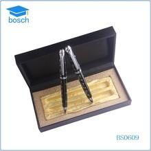 Top diamond metal pen set / ball pen /signature pen