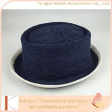Design Your Own Winter polyester hat with ribbon