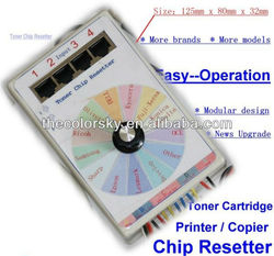 (CS-V13) universal omnipotent toner cartridge chip resetter for xerox for samsung for minolta for sharp for epson for ricoh
