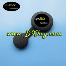High quality 2 button remote key pad for peugeot remote key case peugeot key pad remote button rubber key pad
