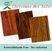 Revestimento UV leve laser externo fibra decorativo placa de cimento