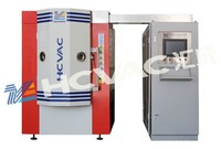 jewelry PVD gold coating machine/jewelry real gold metallizing equipment/jewelry gold layer plating system(LH-)
