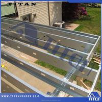 Samco System G550 Light Steel Deck Floor Structure