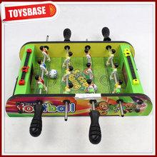 venta al por mayor pequeña mesa de juego de fútbol de juguetes para los niños