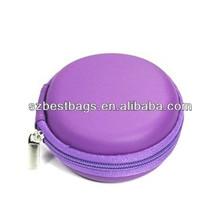 Hot sale Practical round earphone headphone case/bag on alibaba.com