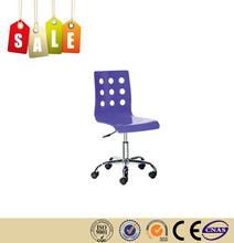 Factory sale wholesale acrylic or plastic designer chair for sale