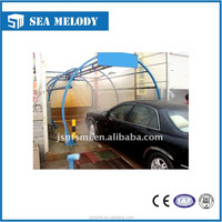Low Maintenance 20 cars/ hour Brushless Car Clean Machinery Self Service For Export with water nozzle