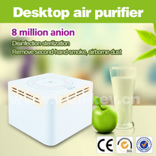 Nano filter air purifier for household and commercial
