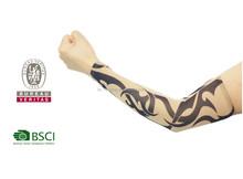 2015 de la alta calidad protectora impresión de la sublimación manga del brazo elástico