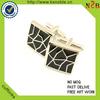 China Manufacturer high quality metal Men's Cufflinks