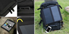Movable portable solar pack bag for phone charger 5000A