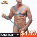 Venta al por mayor de cuerda elástica ropa interior sexy para adolescentes varones k816-lt