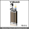 YB-013B wholesale china metal refillable lighter,grinding wheel lighter