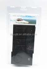 4 Gang Aluminium LED Waterproof Rocker Switch Panel &Circuit Breaker/Boat/Rv