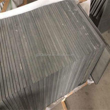 shanxi black granite with cross tombstone from own factory