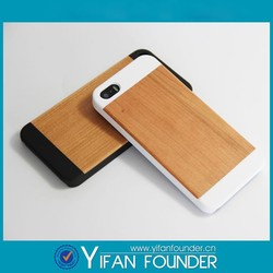 For iphone 5 Factory Outlet Windmill Carven Bamboo Wood phone Case cover