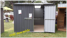 2015 New style of steel garden sheds