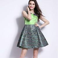 2015 alibaba Latest design dress women wholesaler ladies smart casual dress
