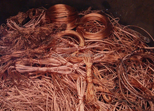red copper scrap price made in china copper scrap price / purity 99.9%