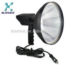 55W 12V 9 Inch Hard Light Portable Type HID Emergency Lamp/Light Klarheit Manufacturer Dicrect-Selling