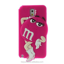 2015 Fashion Wholesale phone case for samsung S4 9500 silicone cover