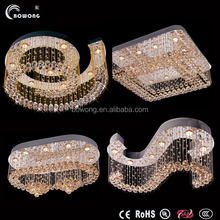 lighting fitting,ceiling light with mp3,material parts for chandelier