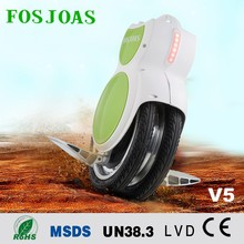 2015 hot two wheel Electric self balancing Unicycle Scooter balance 2 wheels self-balancing monocycle car scooter