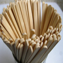 disposable eco-friendly coffee wood stirrers